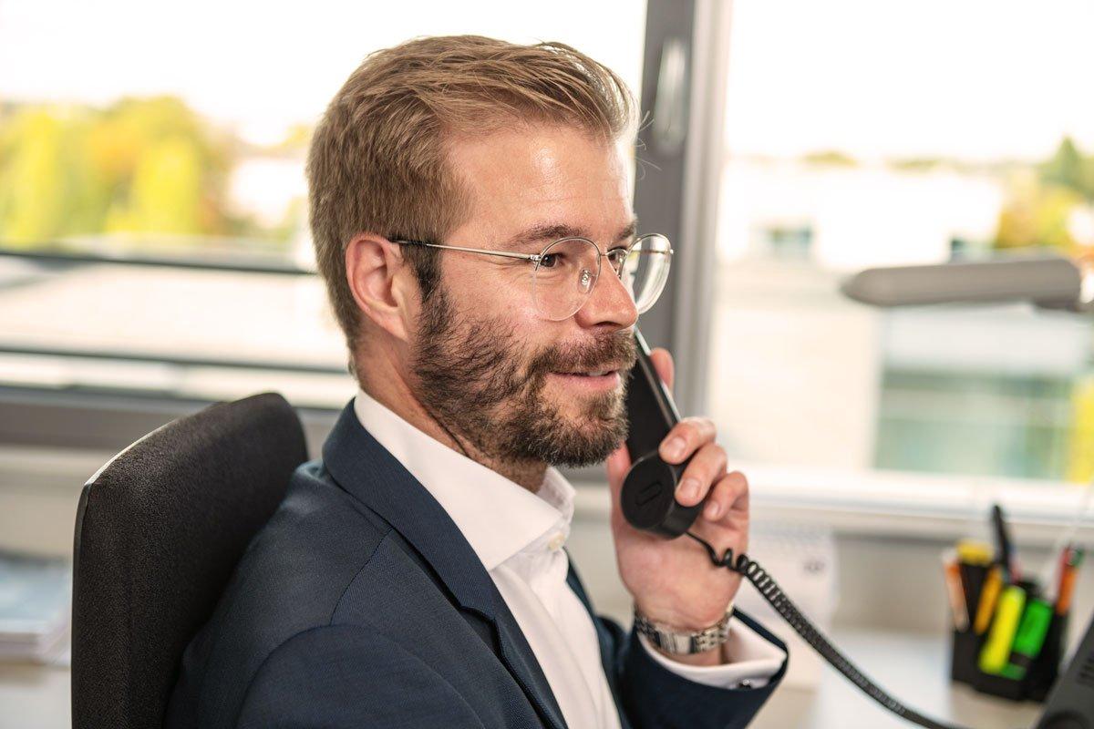Dr. Benjamin Riedel Rechtsanwalt